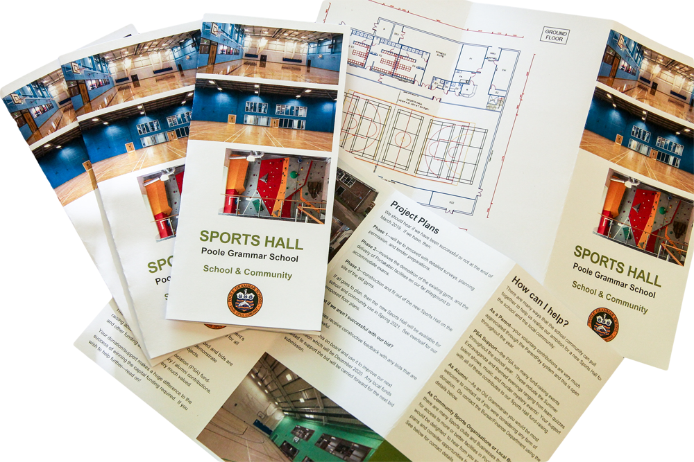 Sports Hall Bid Update